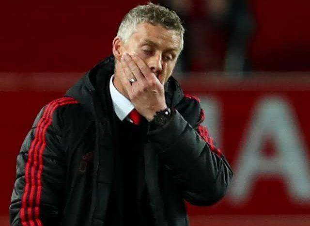 Manchester United semifinal jinx under Solskjær continues