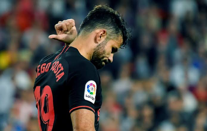 Atlético Madrid and Diego Costa agree to terminate contract