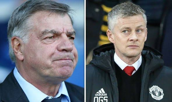 Solskjær and Allardyce disagree on Premier League going on break to contain coronavirus