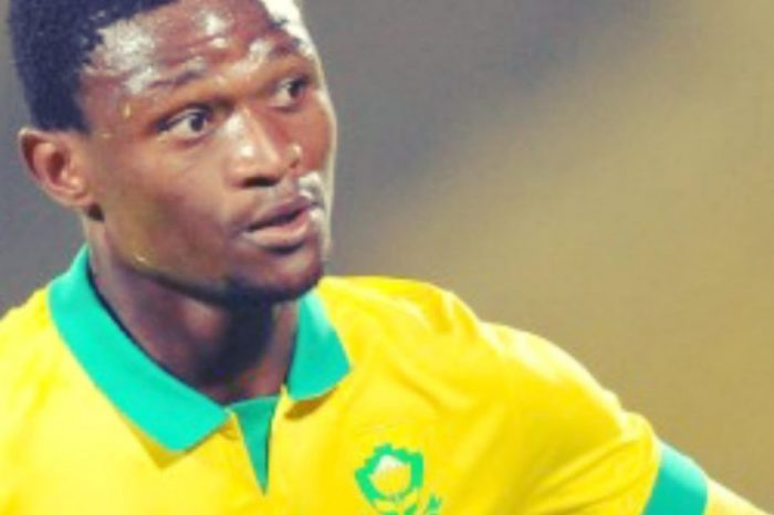 A month before he's 26, road accident claims another Sundowns star