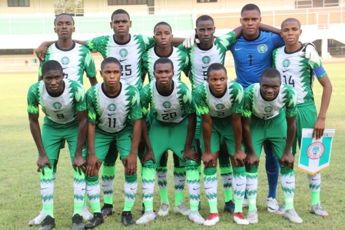 Golden Eaglets proceed to the semifinal of WAFU B tourney