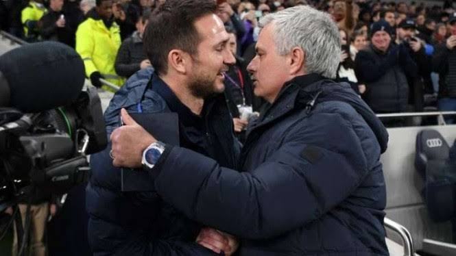 Lampard is an important person in my career - Jose Mourinho