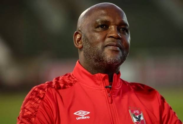 Pitso Mosimane is lucky to coach Al Ahly, says Hossam Hassan