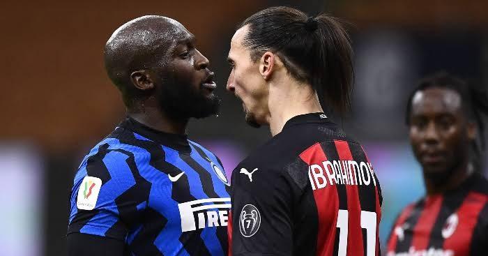 Italian federation opens investigation into clash between Ibrahimovic and Lukaku