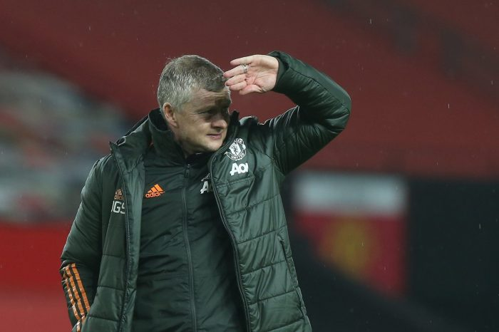 Man Utd have found their spark again after win over Saints, says Solskjær