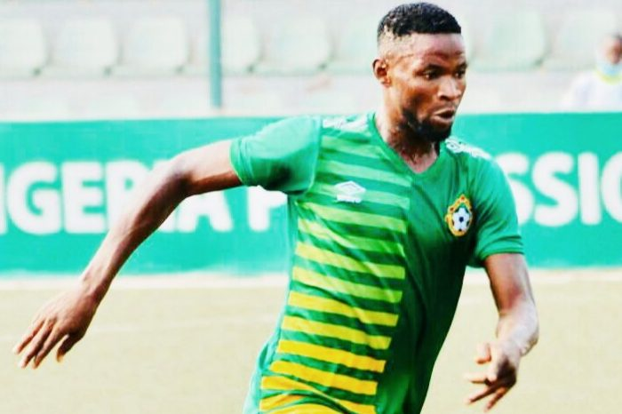Playing against my former club would be interesting, says Jide Fatokun