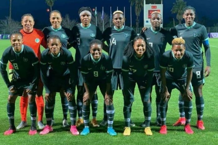 Oshoala leads Falcons to 9-0 rout of Equatorial Guinea at Antalya Gold Cup