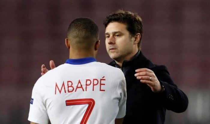 Mbappe assured me we would win at Camp Nou - Pochettino