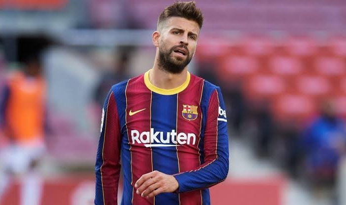 Spanish referees likely to favour Real Madrid than Barcelona, says Pique