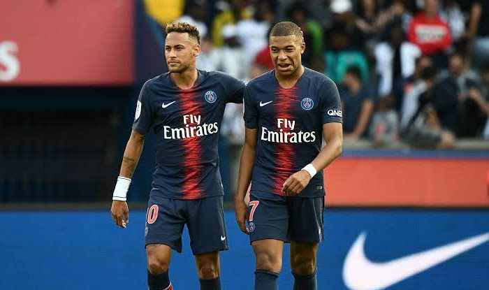 I want to stay at PSG, I want Mbappe to stay too - Neymar