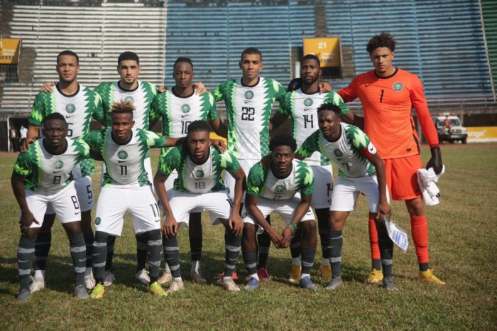 Super Eagles Move Up Four Places In New FIFA Ranking, Now Third In Africa