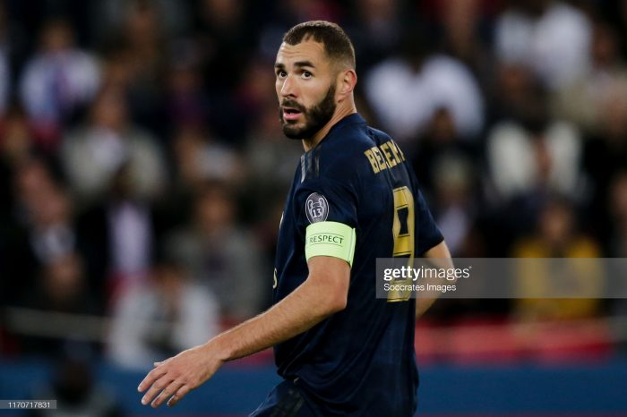 Benzema to face trial for alleged sex tape blackmail in October