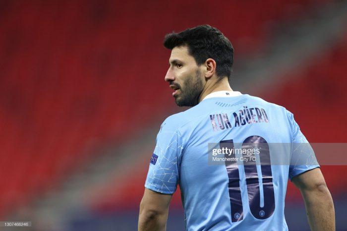 Manchester City Hierarchy Vows To Replace Sergio Aguero