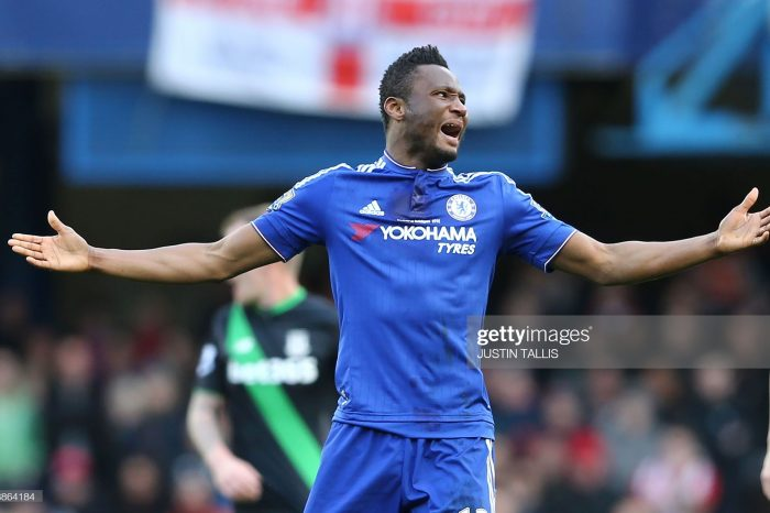 Total Carnage: Mikel On The Night Of 2009 Barcelona Champions League Match