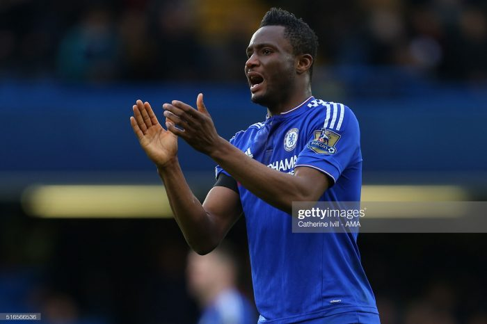 Player Power At Chelsea: Mikel, A Part Of The Mafia