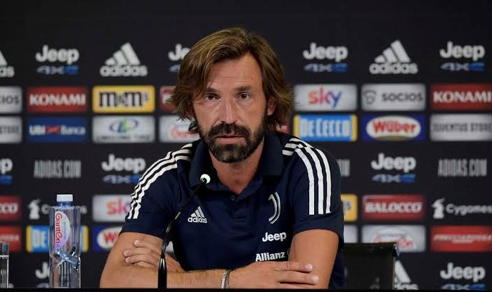 Pirlo hopeful of retaining Serie A title despite position on the table
