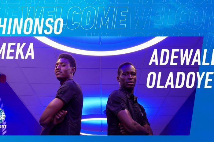 Belgian club KAA Gent sign two teenage Nigerian footballers