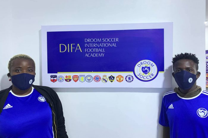 Droom Soccer Offers Young African Footballers Platform To Shine - CEO, Emmanuel Akporobaro