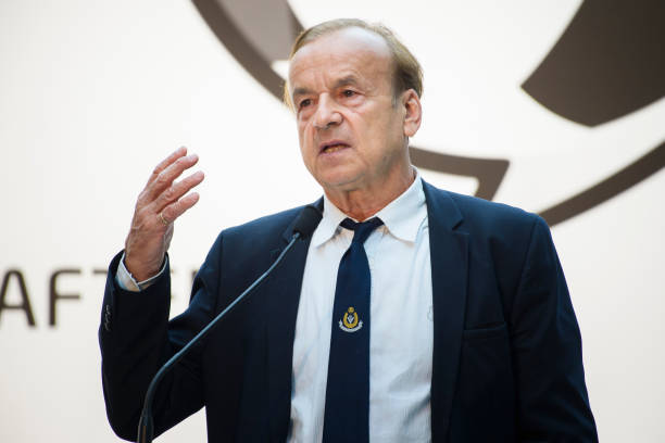It Is Difficult For African Teams To Have The Sympathy of Referees, Says Rohr On 2018 World Cup Penalty Incident