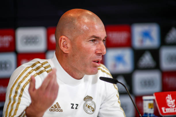 'Absurd' to think Real Madrid could be banned from Champions League - Zidane