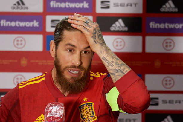 Fire In Fire: Sergio Ramos tests positive to Covid-19