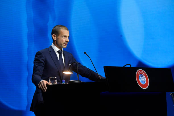 Let's Move Forward Together, Says UEFA President After ESL Fallout