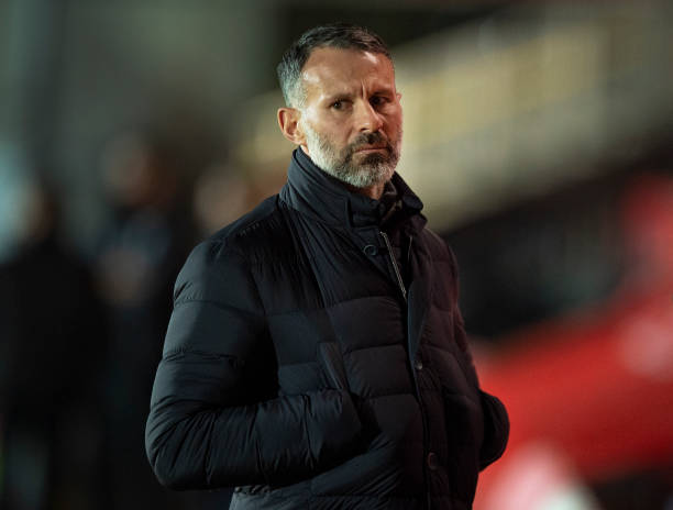 Manchester United Legend Ryan Giggs Charged With Assaulting Two Women