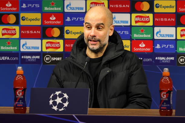 I Don't Know What Will Happen Against Dortmund - Guardiola