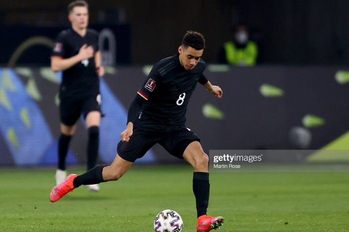 It's an honour to play for Germany, says dream debutant, Jamal Musiala