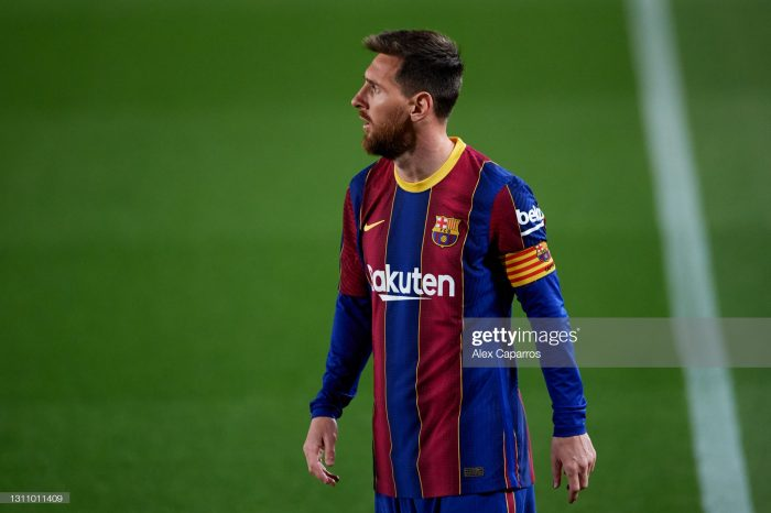 Barcelona Are Blessed To Have Messi, Even If He Leaves Today, They Should Forever Be Grateful - Former Barça Winger, Emmanuel Amuneke