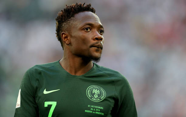 Official: Ahmed Musa Rejoins Former Club Kano Pillars