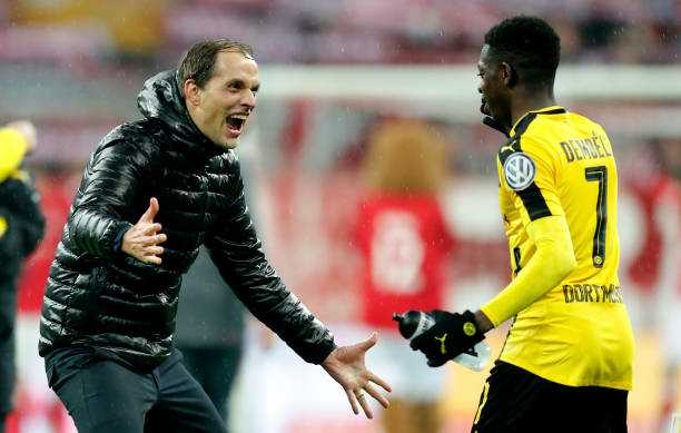 It Would Have Been Hard To Leave Dortmund If Tuchel Had Stayed - Dembélé