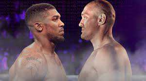 Tyson Fury Will Concede Defeat If Anthony Joshua Goes Past Third Round