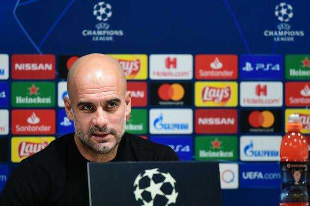 We Have A Small Advantage But We Have To Win, Says Guardiola