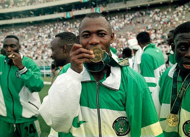 I Was Surprised To Win The 1994 African Footballer of The Year - Emmanuel Amuneke