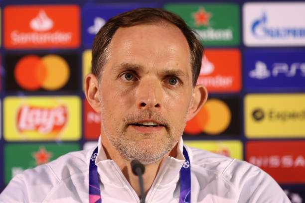 It Is Football Not Tennis, It Is Not Me Against Guardiola  - Thomas Tuchel