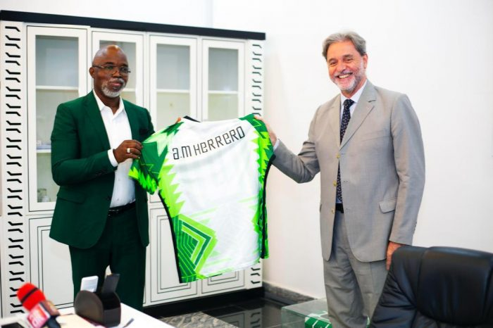 Argentina's Ambassador To Nigeria Calls For Stronger Footballing Ties Between The Two Countries