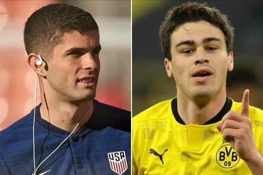 Gio Reyna Has A Bright Future But Has A Lot To Prove, Says Pulisic