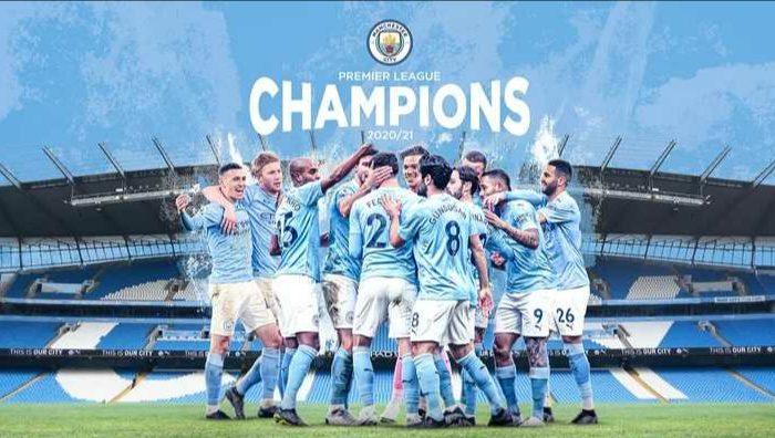 Manchester City Crowned 2020/21 Premier League Champions