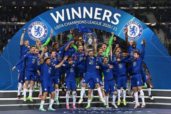 Joy For Chelsea, Heartbreak For Guardiola As Kai Havertz Wins The Champions League For Chelsea