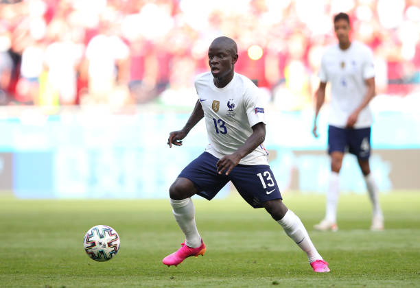 Kanté Is Euro2020 Most Valuable Player, Says Rio Ferdinand
